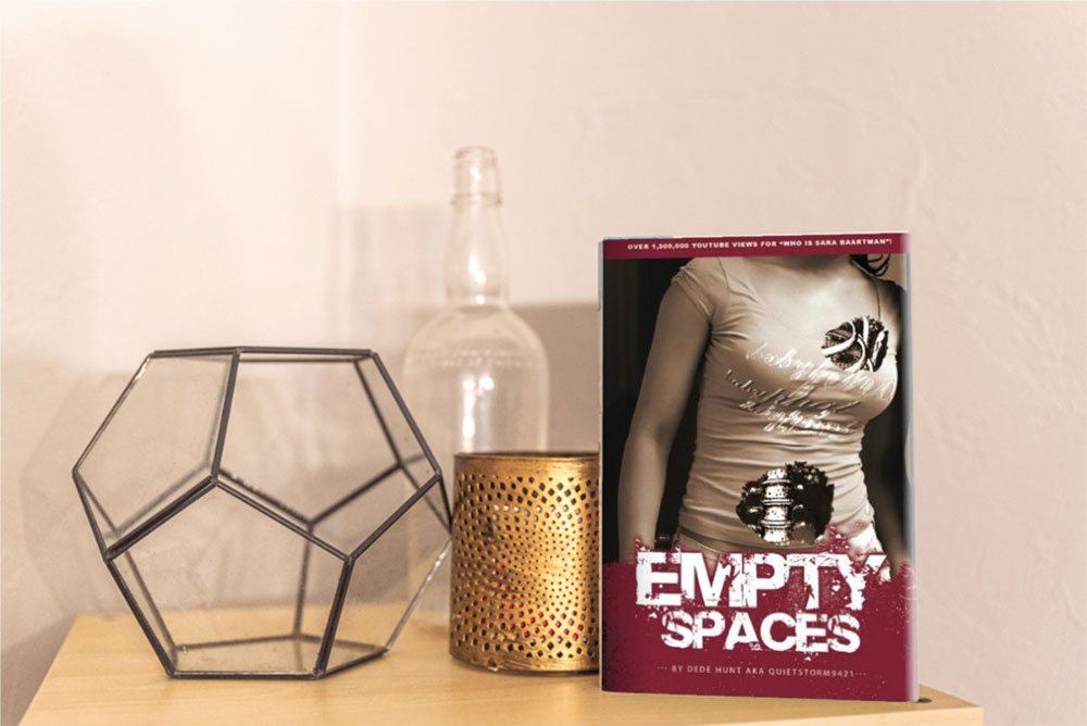 DeDe Hunt: Empty Spaces